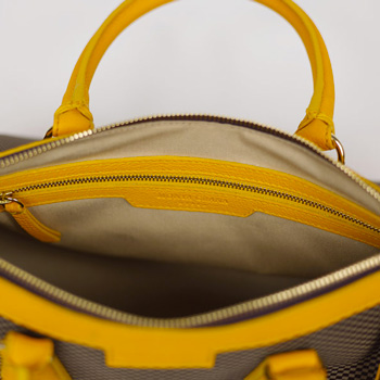 Monya Grana - My Bag mask Hybla Brown/Yellow